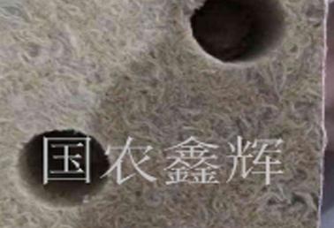 双孔岩棉块